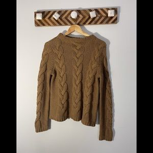 Oui Chunky knitted sweater